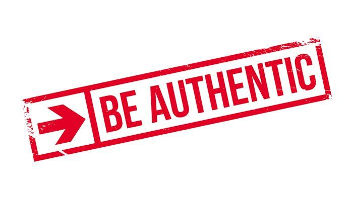 Toujours plus d'authenticité !